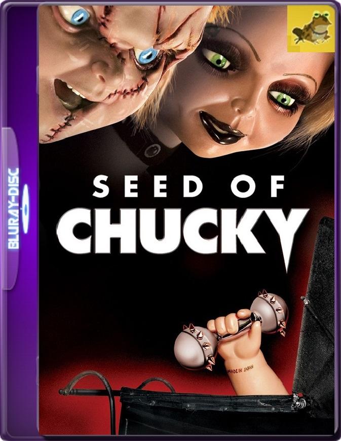El Hijo De Chucky (2004) Brrip 1080p (60 FPS) Latino / Inglés