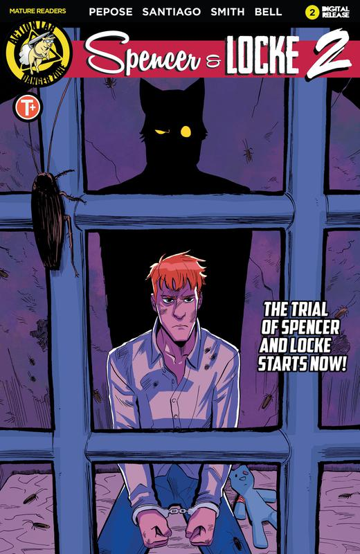 Spencer & Locke 2 #1-4 (2019)