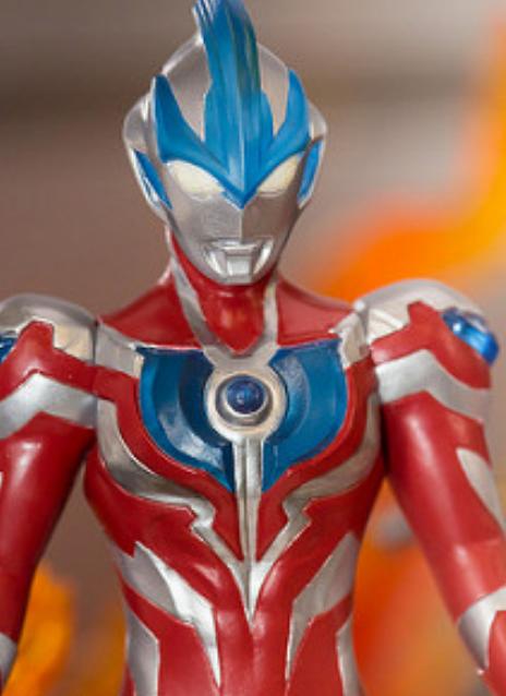 Ultraman - Sofvi Spirits (Tamashii / Bandai) RwPjuFBI_o