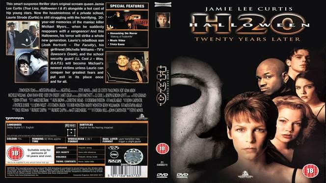 Halloween 7 (1998) BRRip 720p Audio Trial Latino-Castellano-Ingles