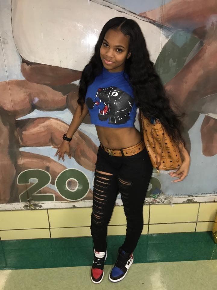 Sexy black teen big boobs-3739