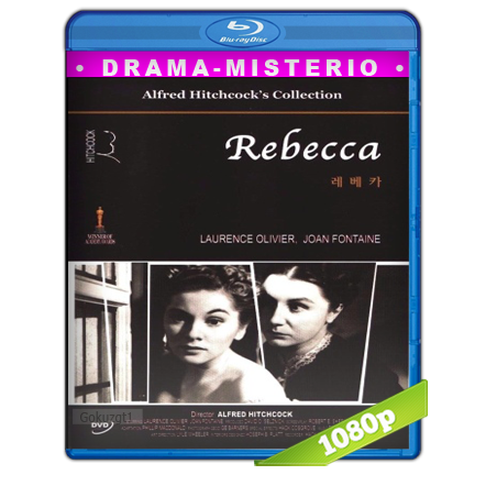 descargar Rebeca Una Mujer Inolvidable [1940][BD-Rip][1080p][Dual Cas-Ing][Misterio] gratis