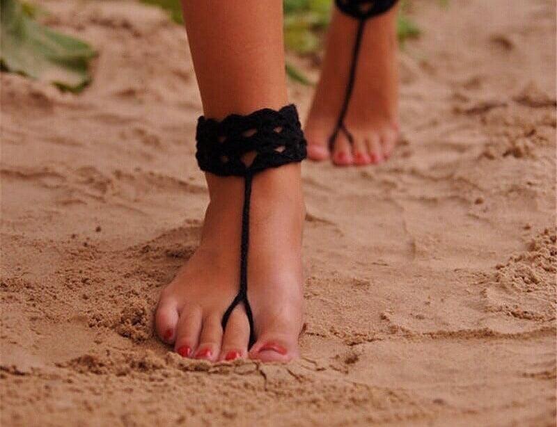 Lesbian long toes-5104