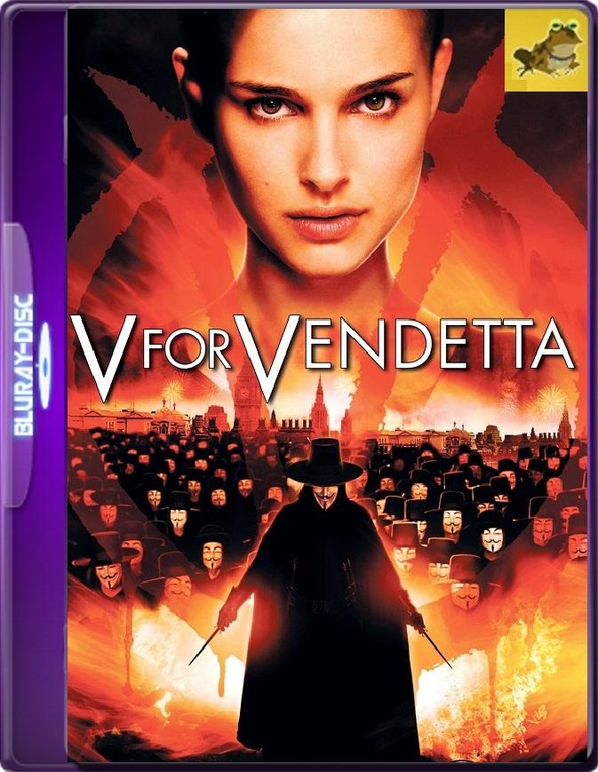 V De Venganza (2006) Brrip 1080p (60 FPS) Latino / Inglés