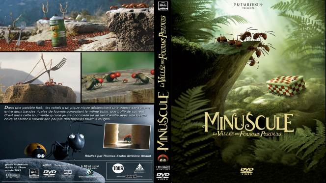 Minusculos (2013) BRRip Full 1080p Audio Sin Dialogos