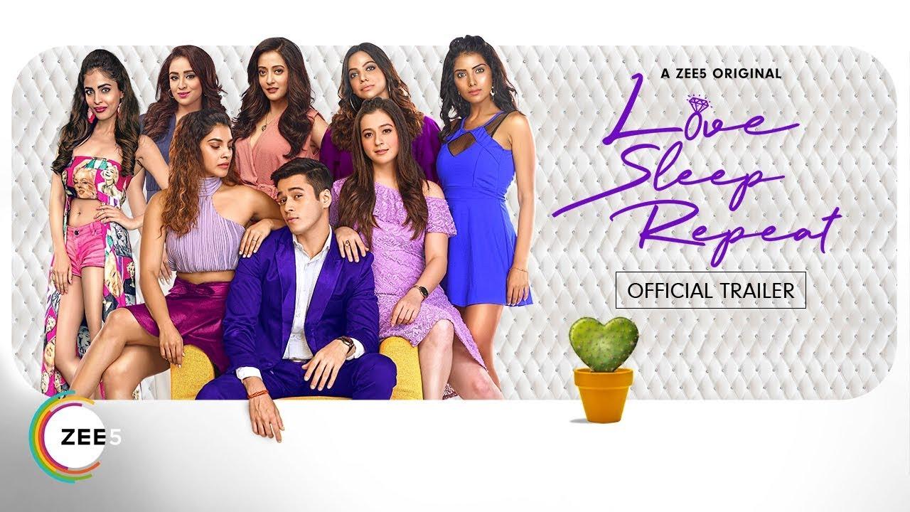 Love Sleep Repeat S01 1080p Zee5 WEB-DL AAC x264-BonsaiHD