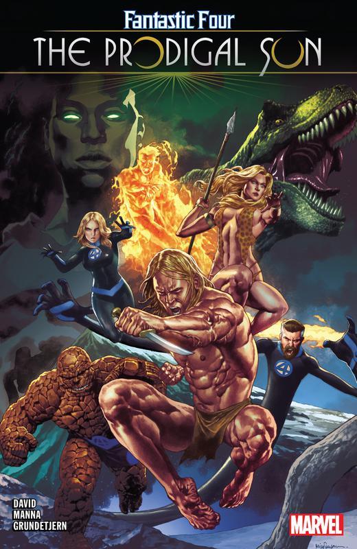 Fantastic Four - The Prodigal Sun (2019)