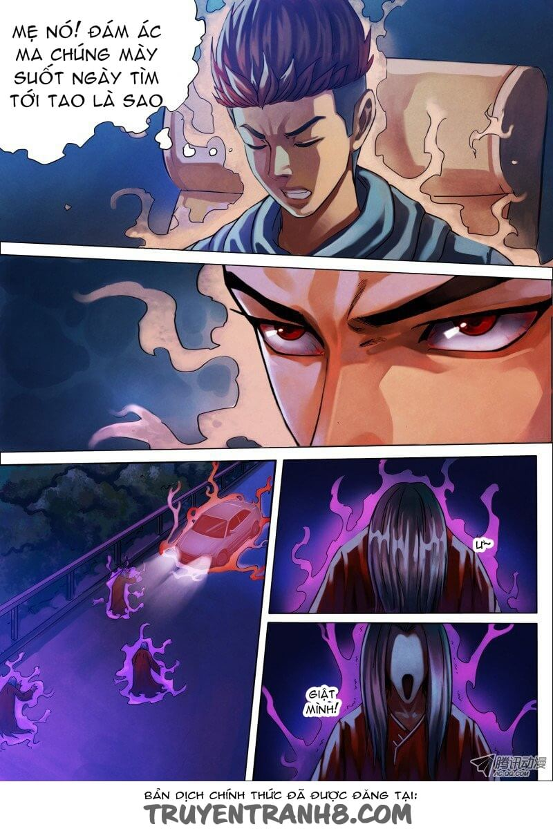 Địa Ngục Thần Y Chap 12 . Next Chap Chap 13