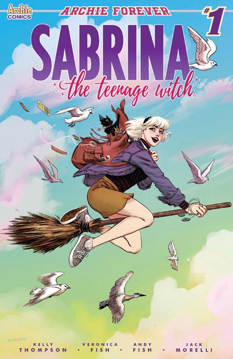 Sabrina the Teenage Witch #1-2 (2019)