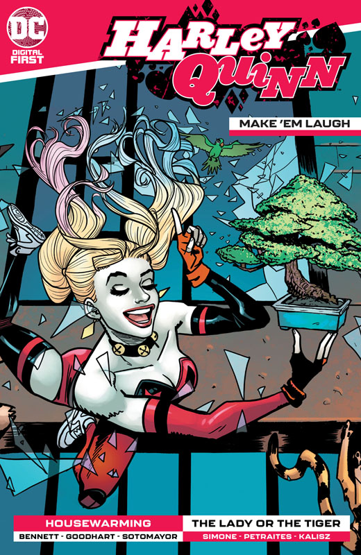 Harley Quinn - Make 'em Laugh #1-3 (2020)
