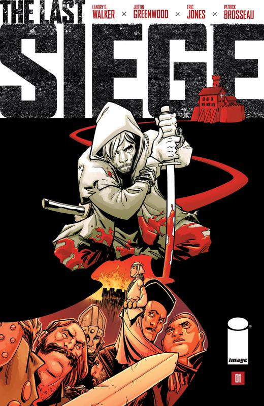The Last Siege #1-8 (2018-2019) Complete