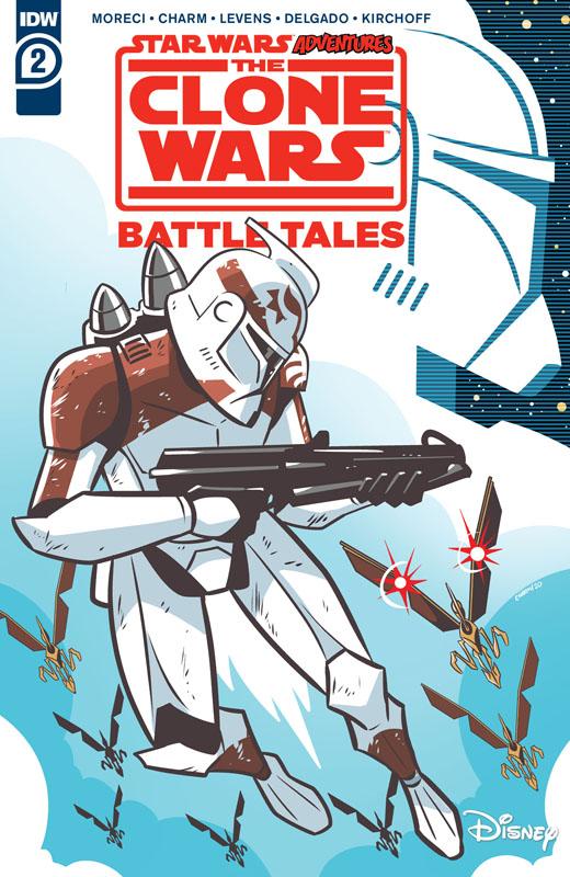 Star Wars Adventures - Clone Wars #1-2 (2020)