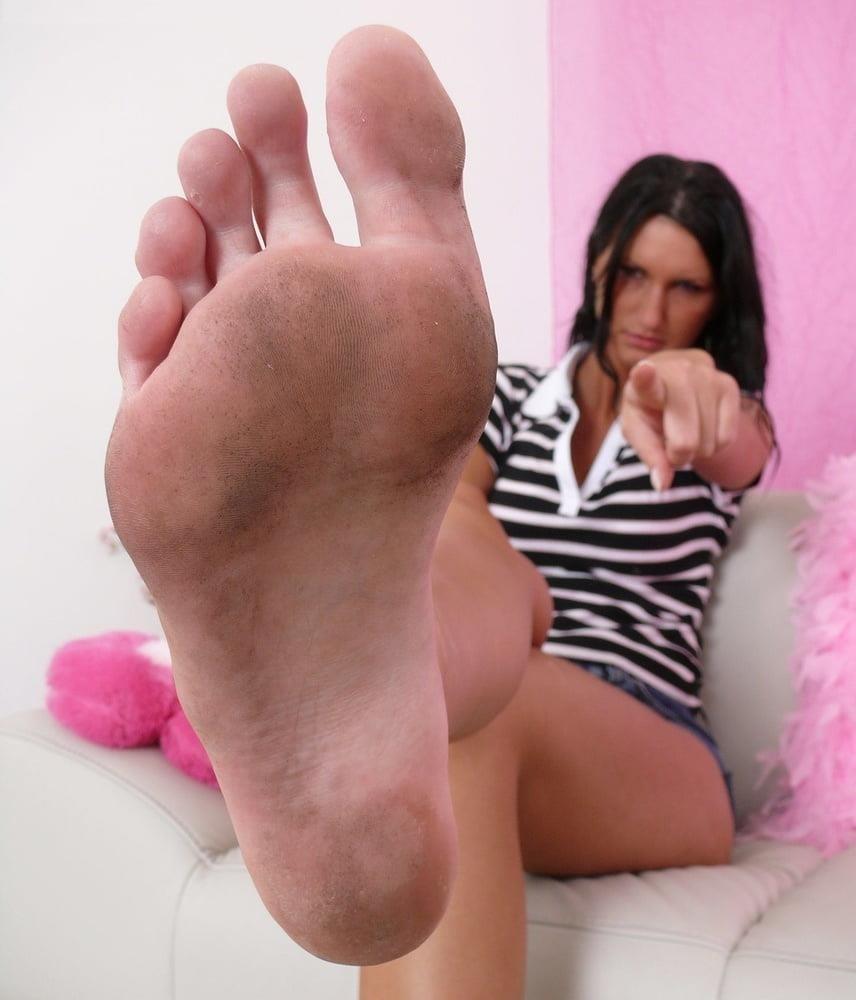 Mistress dirty feet worship-2589