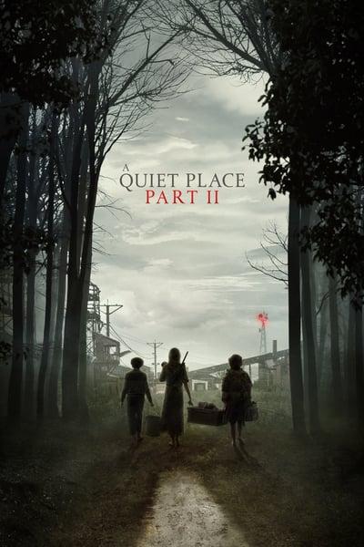 A Quiet Place Part II 2020 720p BRRip XviD AC3-XVID