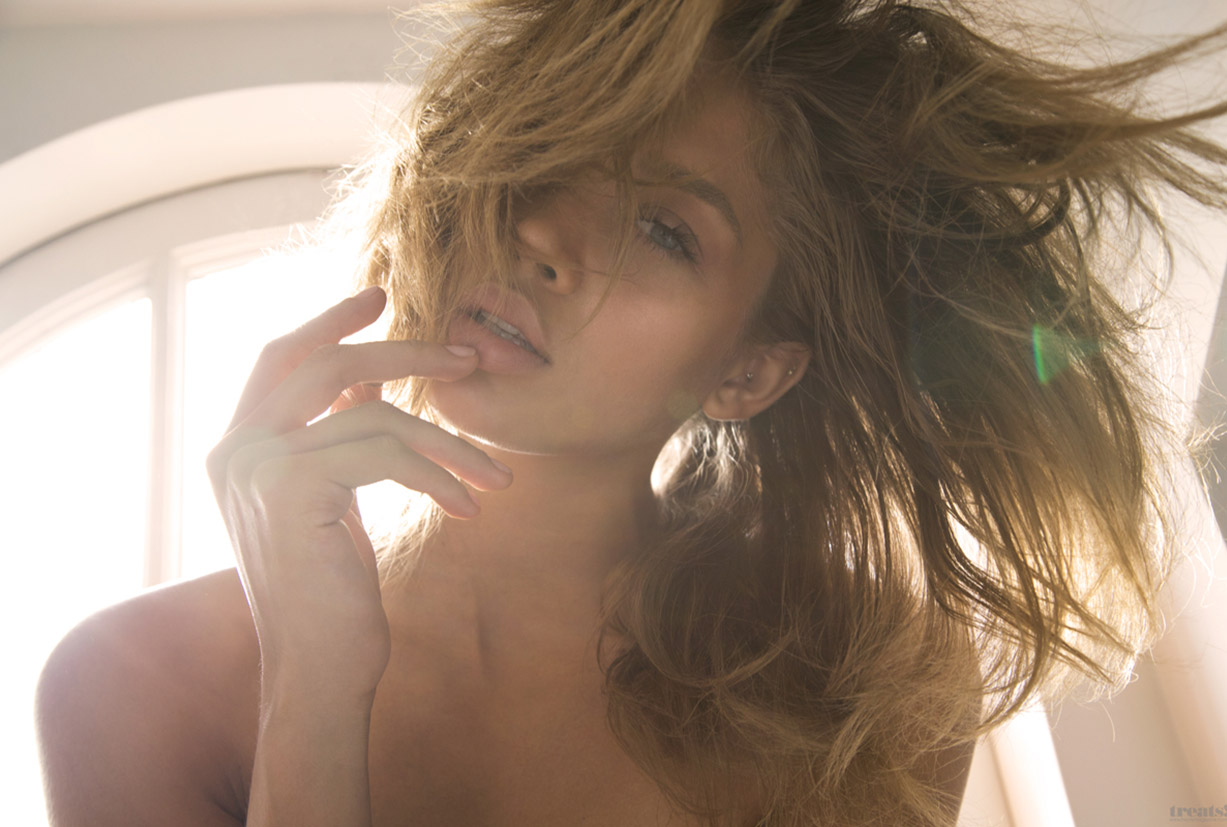 Jasmine Sanders by Tony Duran / Treats Magazine issue 10 - outtakes