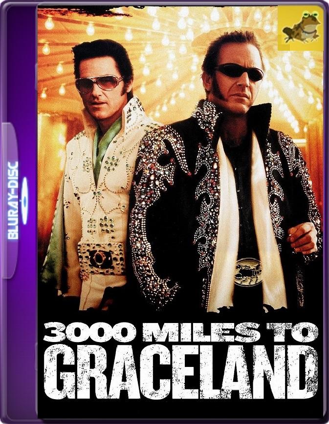3000 Millas Al Infierno (2001) Brrip 1080p (60 FPS) Latino / Inglés