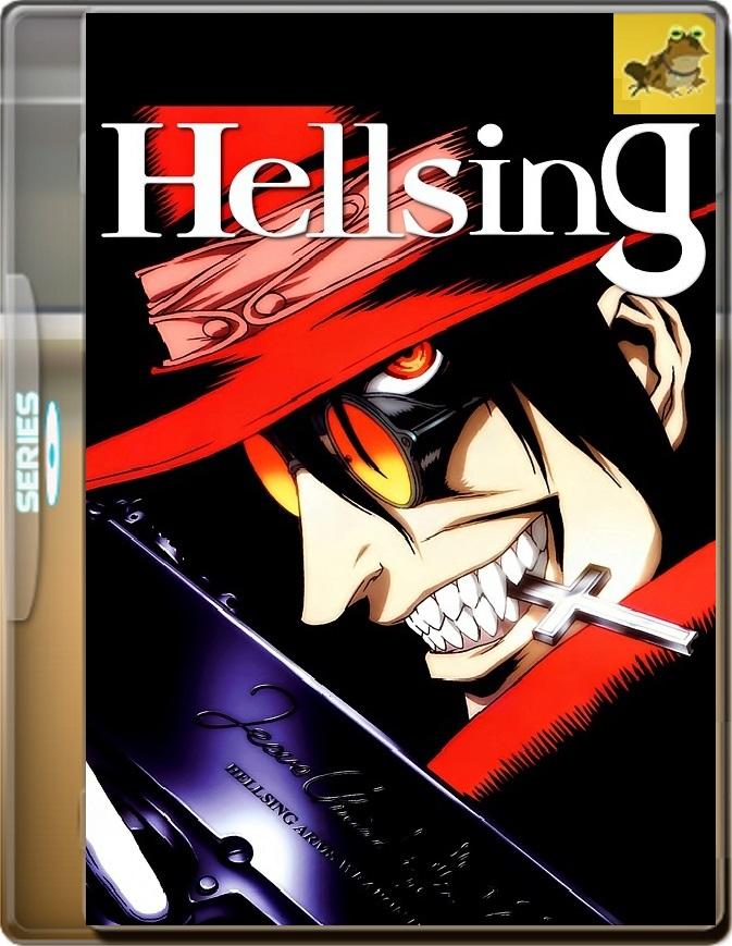 Hellsing (2001) Brrip 1080p (60 FPS) Latino / Japonés