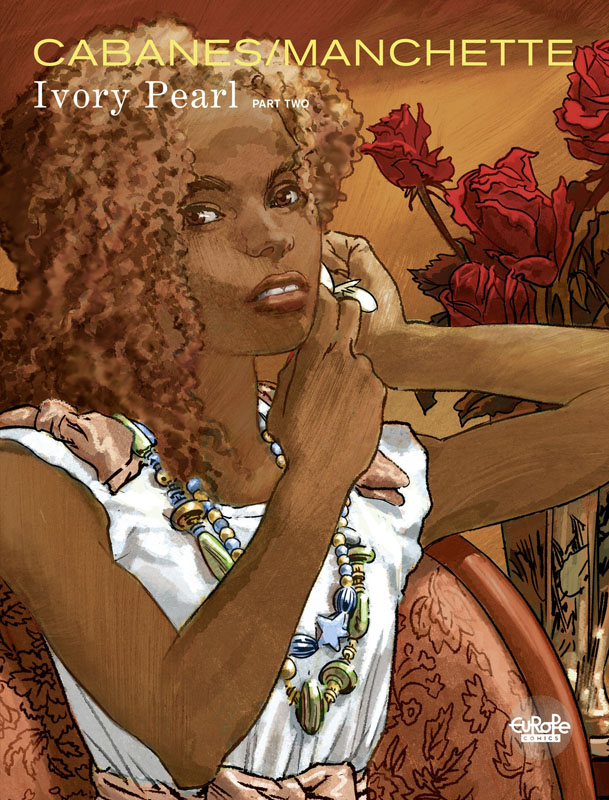 Ivory Pearl #1-2 (2020)