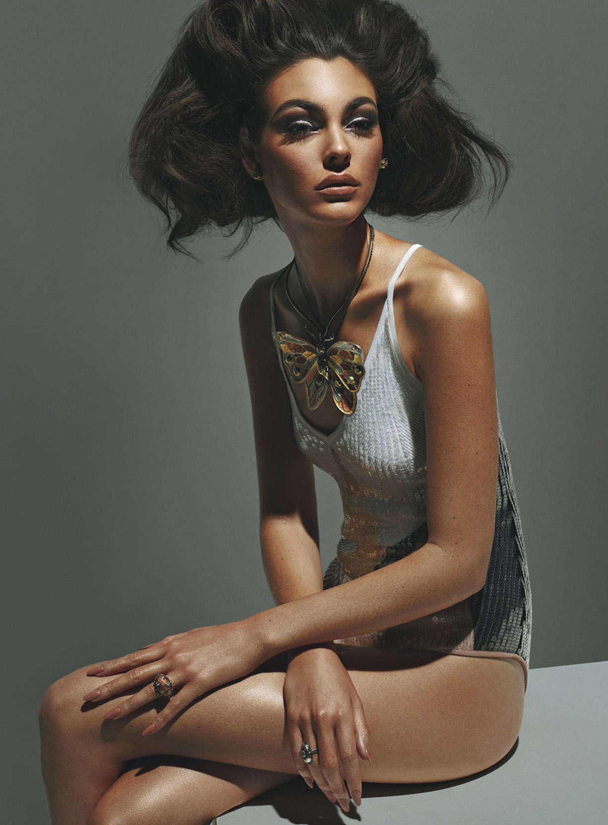 Vittoria Ceretti by Mert Alas and Marcus Piggott