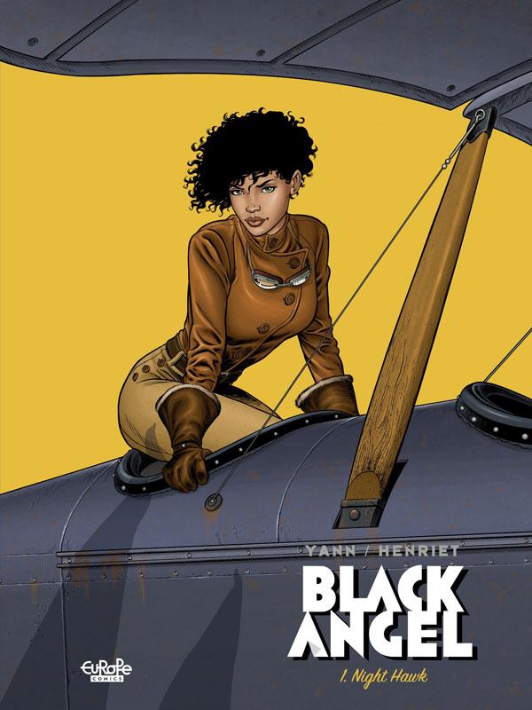Black Angel 001 - Night Hawk (2021)