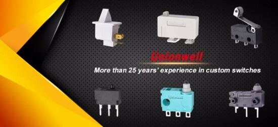 Huizhou Unionwell Technology Co., Ltd Releases ISO Certified Micro Switches To Prevent The Chances Of Instrument Failure