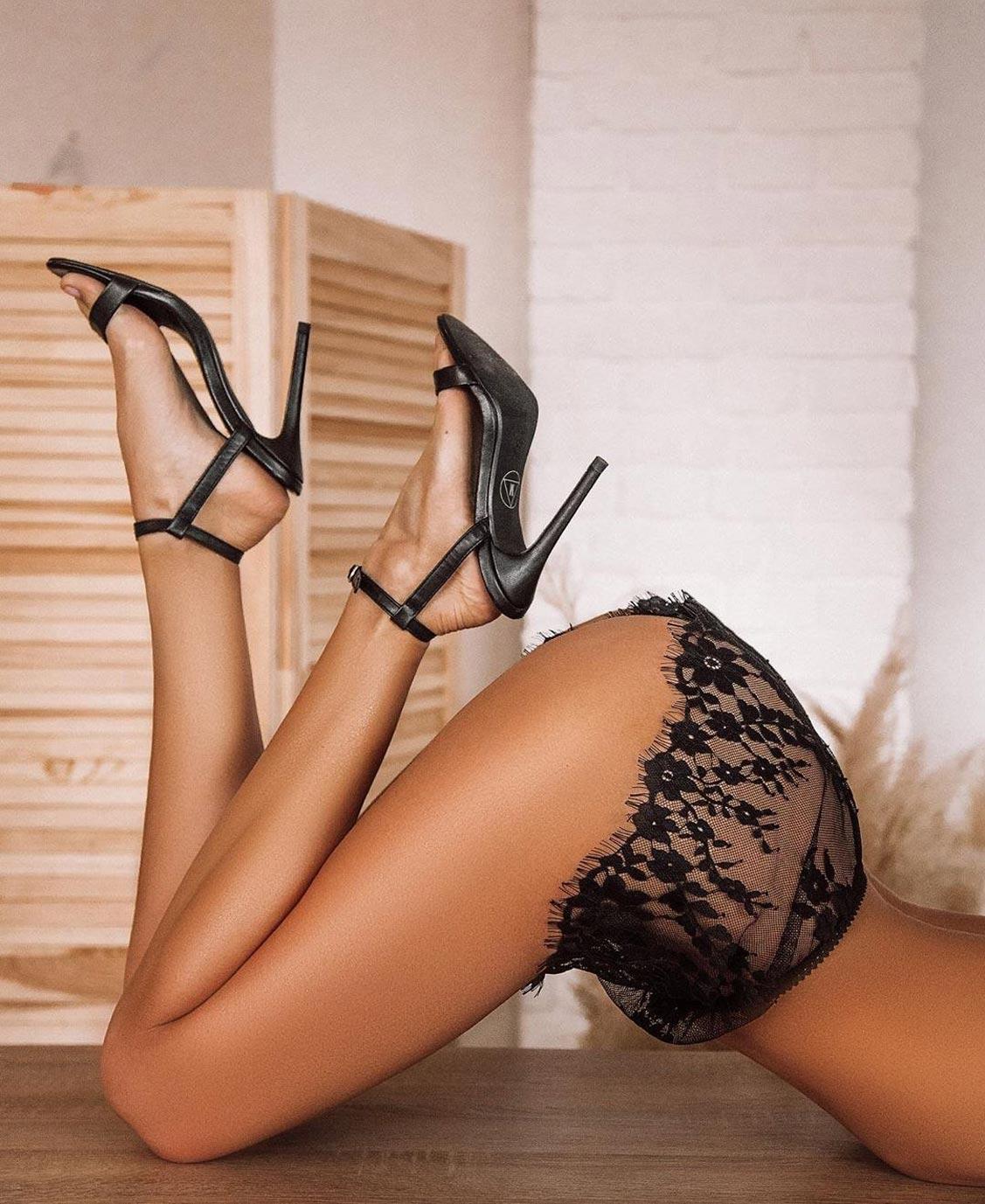 Анастасия Щеглова в нижнем белье торговой марки MissX / фото 07