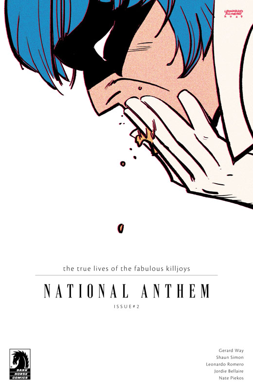 The True Lives of the Fabulous Killjoys - National Anthem #1-2 (2020)