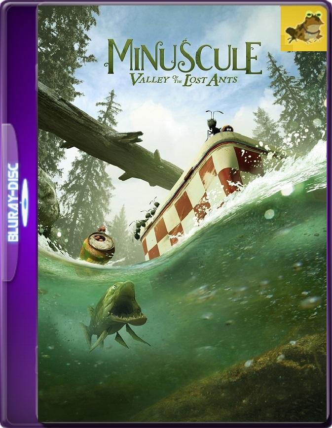 Minúsculos (2013) Brrip 1080p (60 FPS) Latino