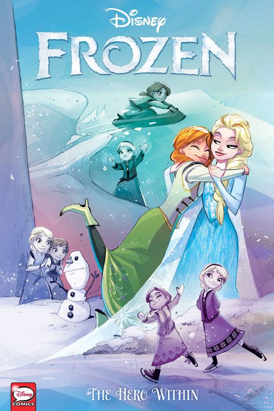 Disney Frozen - The Hero Within (2019)