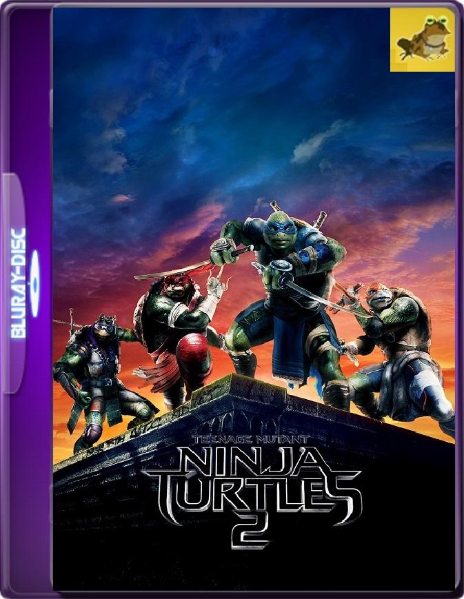 Las Tortugas Ninja 2: Fuera De Las Sombras (2016) Brrip 1080p (60 FPS) Latino / Inglés