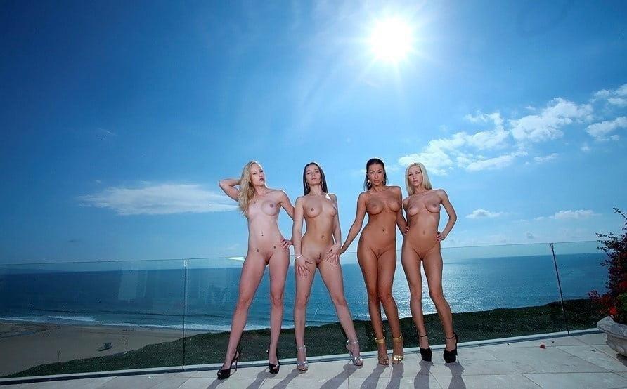 Gonzo lesbian porn-8725