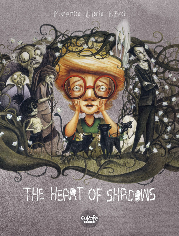 The Heart of Shadows (2018)