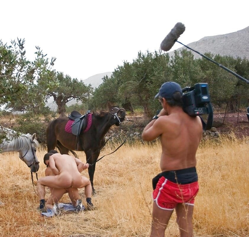 Porn outdoor group-8275
