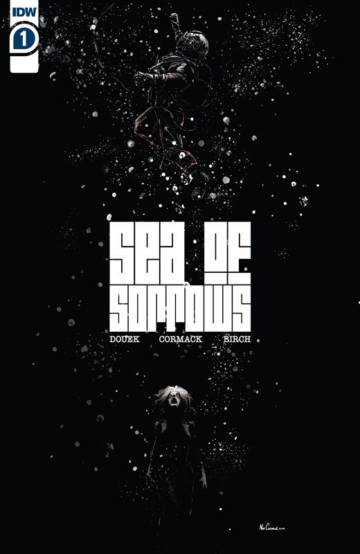 Sea of Sorrows #1-3 (2020-2021)