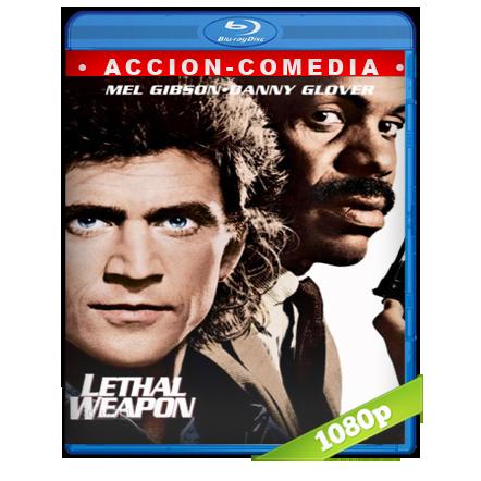 Arma Mortal [m1080p][Trial Lat/Cas/Ing][Accion](1987)