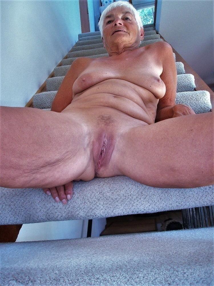 Chubby granny naked-9712