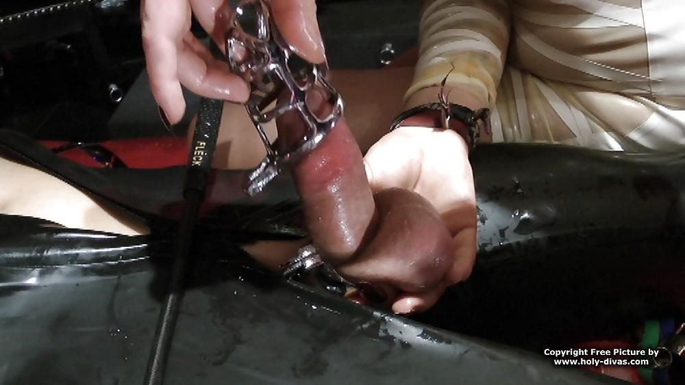Femdom rubber slave-3358