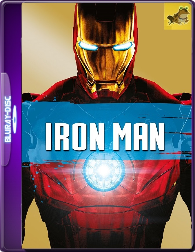 Iron Man (2008) Brrip 1080p (60 FPS) Latino / Inglés