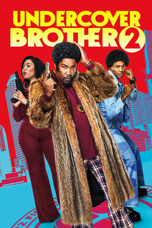 Undercover Brother 2 (2019) WEBRip 720p YIFY