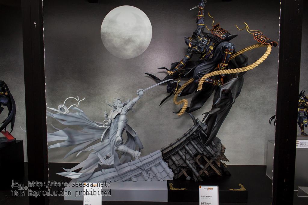 Ninja Batman Takashi Ozaki Vers. 1/6 Statue (Good Smile Company) CsZGrKlr_o