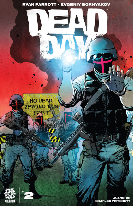 Dead Day #1-5 (2020)