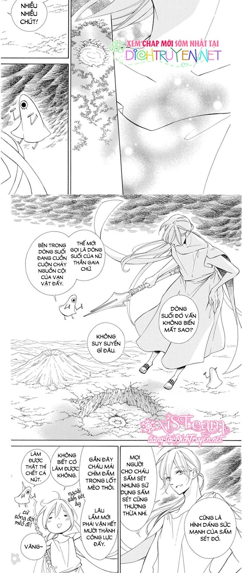 Colette wa Shinu Koto ni Shita chap 85 - Trang 19