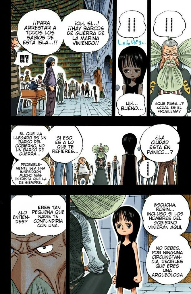 One Piece Manga 391-398 [Full Color] XuP6p745_o