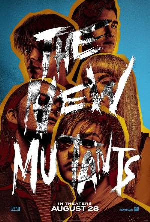 The New Mutants poster image