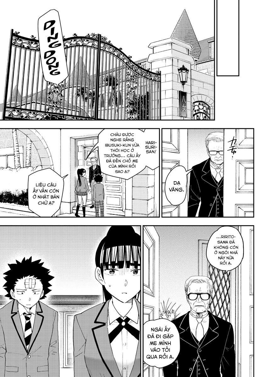 Hatsukoi Zombie Chapter 160 - Trang 9