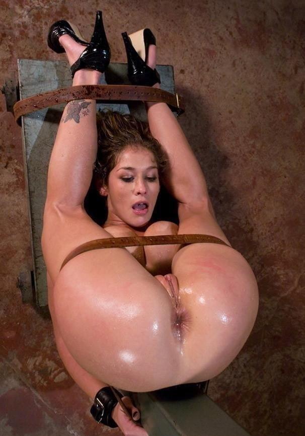 Amateur bondage anal-7398