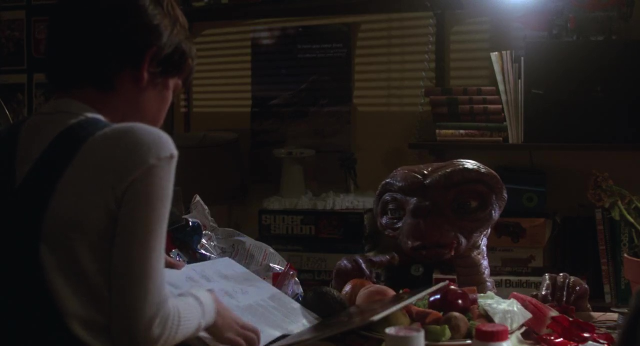 E.T. El Extraterrestre 720p Lat-Cast-Ing (1982)