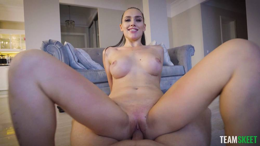Luxury Girl, Alejandro Peer – Sweaty And Ready – The Real Workout – TeamSkeet