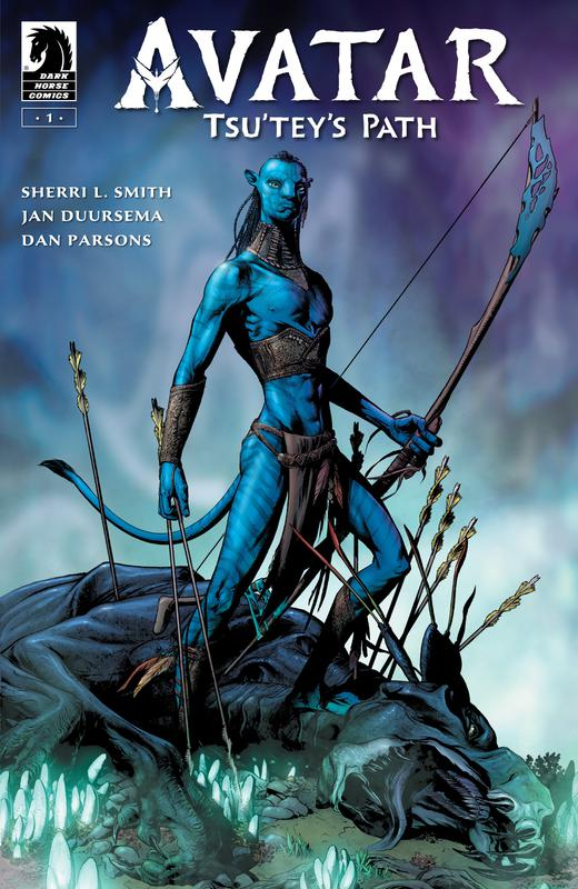 Avatar - Tsu'tey's Path #1-6 (2019) Complete
