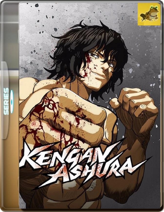Kengan Ashura (Temporada 2) (2019) WEB-DL 1080p (60 FPS) Latino / Japonés